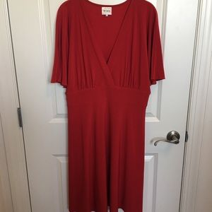 Beyond Ashley Graham Dress Barn Dress